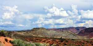 Arches Painted Desert by sugarcoat