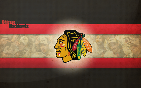My Blackhawks wallpaper. by Schoo-Schoo