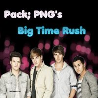 Pack PNG Big Time Rush 3 by MariloliBTR