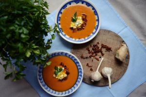 Pumpkin creamy soup by SunnySpring