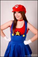 Its me, Mario! (? by Neferet-Cosplay