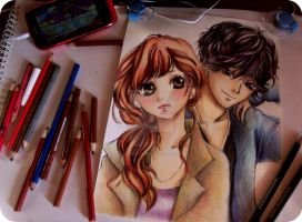 Ao Haru Ride by Telemaniakk