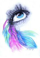 Eye by bidonka