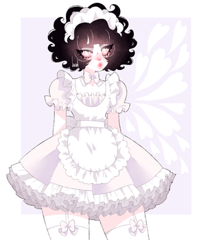 MAID CAFE MAID CAFE by dollieguts