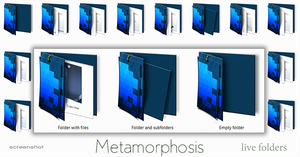 Metamorphosis - live folders by tchiro