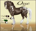 Que by absolugirl