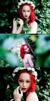 Poison Ivy by maryfairie