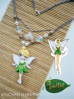 Tinkerbell by AyumiDesign
