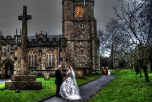 Wedding HDR by JimPMM