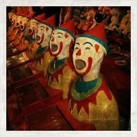 SEND IN THE CLOWNS by alan1828