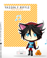 CR:yassin FLELE edition by sowelunee