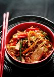 Chicken and Noodles Stir Fry by sasQuat-ch