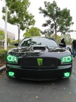 Monster Charger by KateKannibal