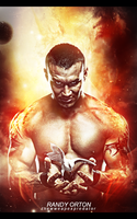 Randy Orton by meteorblade