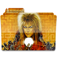 Labyrinth (1986) Icon Folder by QuaffleEye