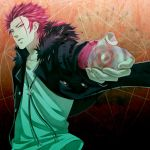 Mikoto Suoh - Red King |K-project by girkua
