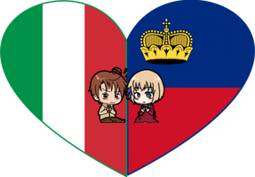 RomLiech Shimeji Heart by LadyAxis