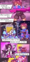ABSOLUTELY FABULOUS [Undertale Comic] by MiknCookies