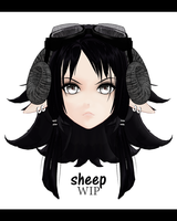 sheep by MattRas