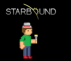 Starbound- A new game like Terria by The-ThunderGod