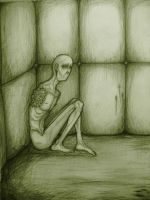 Cell Of Pain by InsomniousMachinist