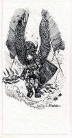 .:Pit(the Three Sacred Treasures) on Paper Towel:. by PrideAlchemist7