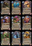 If Hearthstone Had Class Legendaries in Adventures by Red-Rum-18