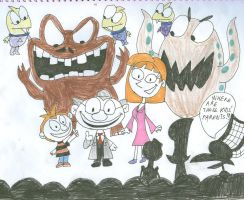 MST3K: Little and Big Monsters by SithVampireMaster27