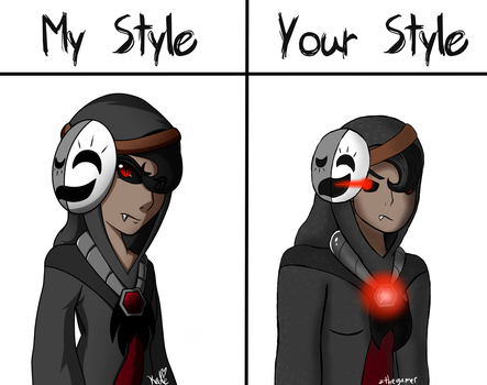 My Style, Your Style (KATEtheDeath1) by zthegamer