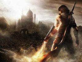 prince of persia - forgotten sands by neitrali