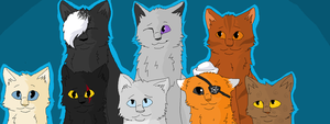 What's Life Without Friends? :CO: by purrsians