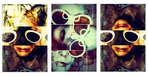 Triptych by DR1983