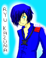 Request by:Stealthclaw25- Ryu by EnzanBlues456