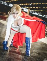 Power Girl by Peche-Melba-Cosplay