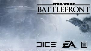 Star Wars: Battlefront (DICE) Hoth PC Background by imperial96