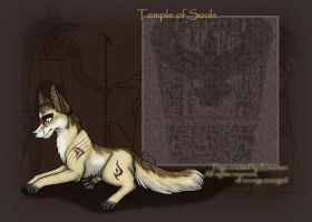 Temple of Souls - Akhom's Tomb by Kesomon