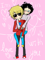 JohnDave .:I'm In Love With You:. by RAlNYY