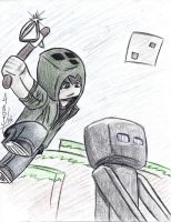 How to Kill an EnderMan by Leapoffaith4