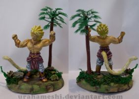Custom Broly by UraHameshi