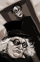 October 10 Dr. Caligari by KurtMAndersen