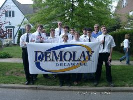 The DeMolay of Delaware by Elementalist-1
