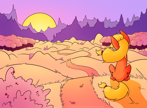 Needs More Apples by Faikie