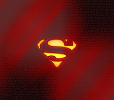 Superman Red Rich by Wayanoru