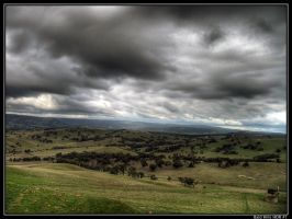 Bald Hills - HDR - No 1 by john0452