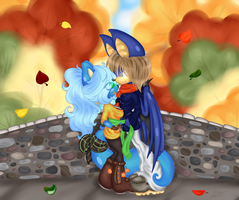 The Autumn Colors Just Don't Compare by SharkiNefarious