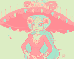 La Murete by TheLonelyDoll