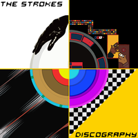 The Strokes Discography fan art by Didacus518