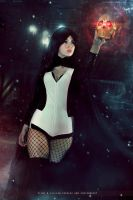 Zatanna - Justice League Dark - DC Comics by WhiteLemon