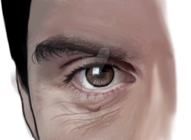 Andrew Scott WIP by criminalinwestwood