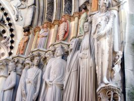 St. John the Divine jambs by corrupt-prodigy